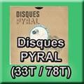 Numérisation de disques Pyral