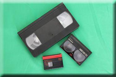 Numérisation de cassettes vidéo...