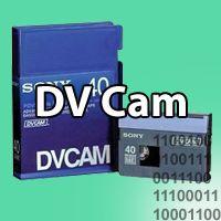 Numérisation de cassettes vidéo DVCAM