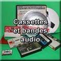 Numérisation de bandes et de cassettes audio