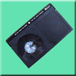 Numérisation de cassettes vidéo Betamax