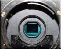 Capteur tri CCD pour télécinéma