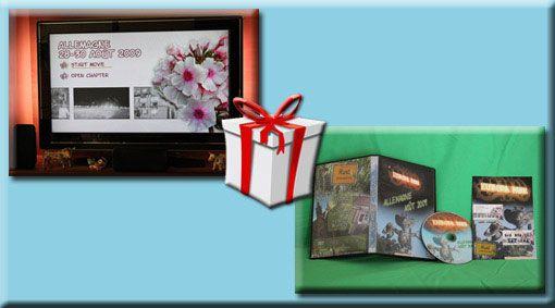 Montage vidéo de souvenirs : idée cadeau !!!