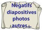 Accéder à la fiche numérisation photos, négatifs, diapositives