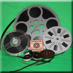 Numérisation de films en bobines
