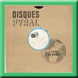 Numérisation de disques PYRAL 33T ou 78T