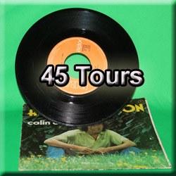 Numérisation disque Vinyle 45 Tours