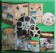 DVD vidéo personnalisé de bobines