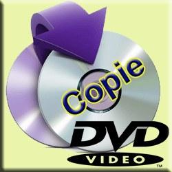 Copie de DVD supplémentaire dans boîtier