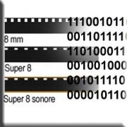 Numérisation de bobines 8mm et Super 8 (à la minute)