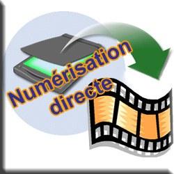 Numérisation de documents pour montage vidéo
