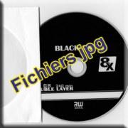 DVD avec fichiers données jpg des photos