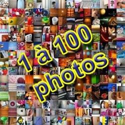Montage jusqu'à 100 photos