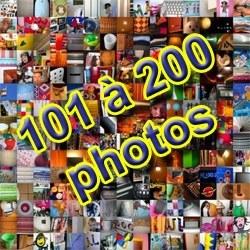 Montage de 101 à 200 photos