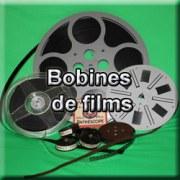 Numérisation de bobines de film 8 / 9,5 / 16mm