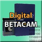 Numérisation de Bétacam Digital