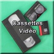 Numérisation de cassettes vidéo
