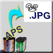 Numérisation de poses sur bobines APS