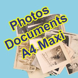 Impression photo format A4
