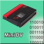 Numérisation de MiniDV