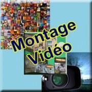 Montage DVD Vidéo