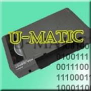 Numérisation de cassette UMATIC