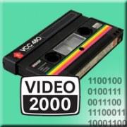 Numérisation de cassette V2000
