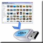 Transfert/copie sur Clé USB 8Go
